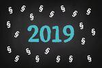Jakie zmiany w prawie od 1 stycznia 2019?