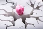 Inflacja w górę, zysk z lokaty znowu w dół